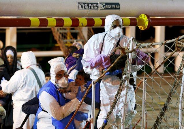 La UE no asume su responsabilidad en accidentes como el de Lampedusa