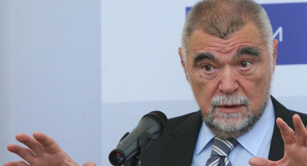 Stjepan Mesic, expresidente de Croacia