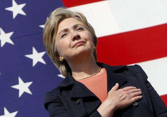 Hillary Clinton, candidata oficial del Partido Demócrata