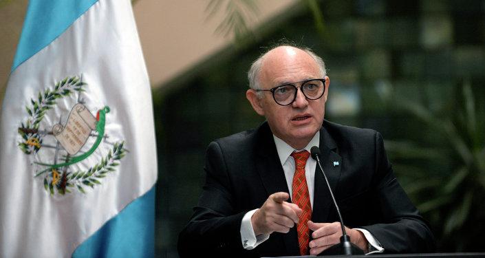 Héctor Timerman, exministro de Relaciones Exteriores de Argentina