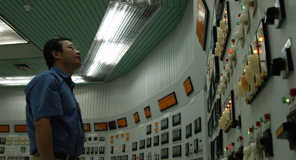 Dentro de una planta nuclear