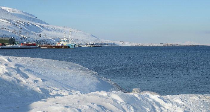 Archipiélago Svalbard