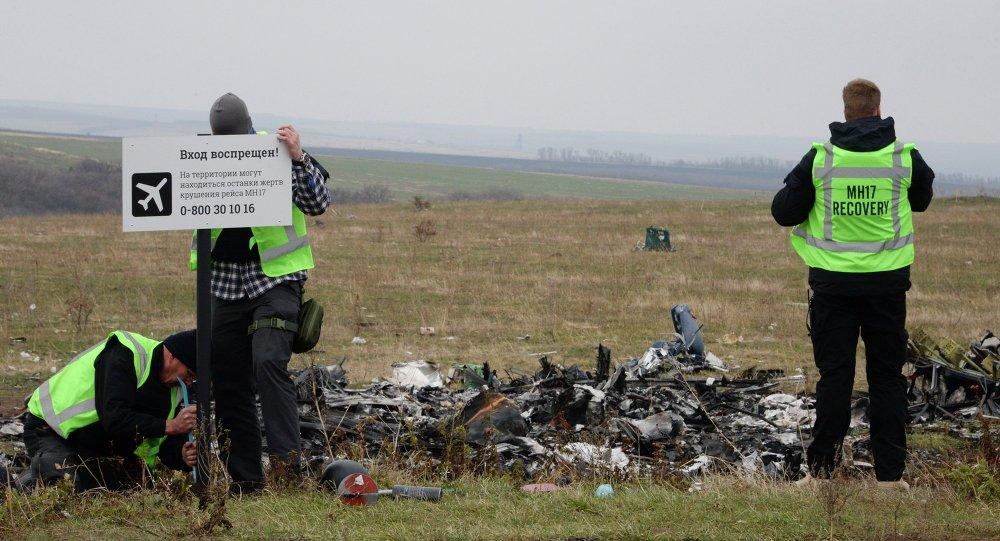 Alemania sabía del peligro para los vuelos sobre Donbás antes del siniestro del MH17