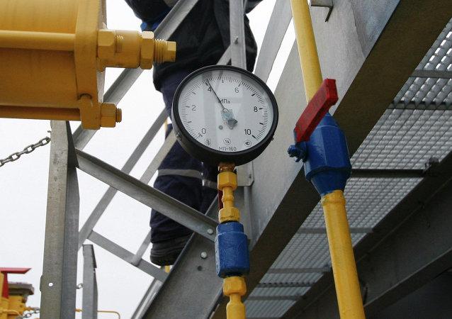 Gasolinera-destribution en Bielorrusia