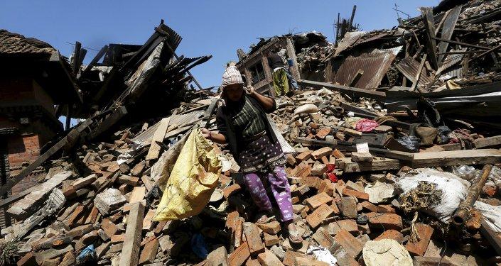 El terremoto en Nepal alteró la vida de ocho millones de personas