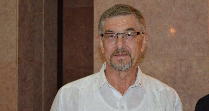 Mijaíl Kaminin, embajador de Rusia en La Habana