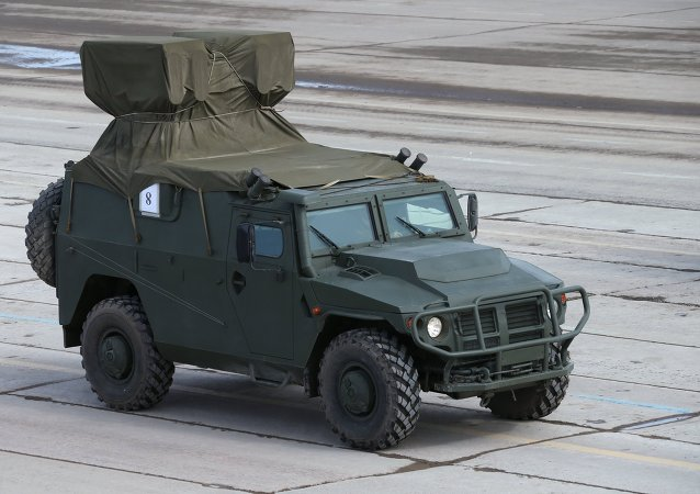 Sistema de misiles antitanque Kornet-D