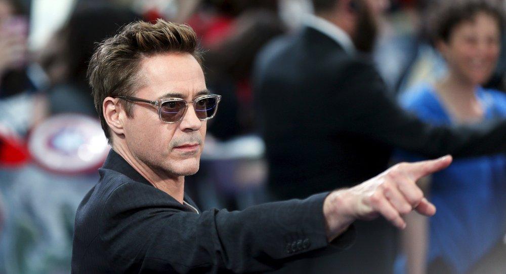 Robert Downey Jr., actor