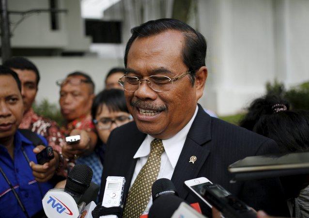 Muhammad Prasetyo, fiscal general de Indonesia