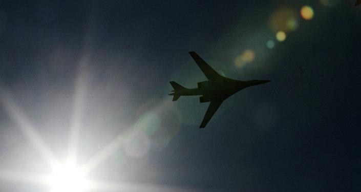 Bombardero Tupolev Tu-160