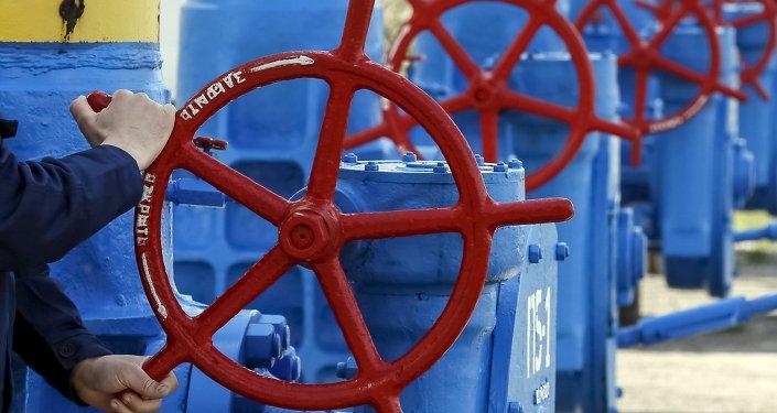 Un gasoducto en Ucrania (archivo)