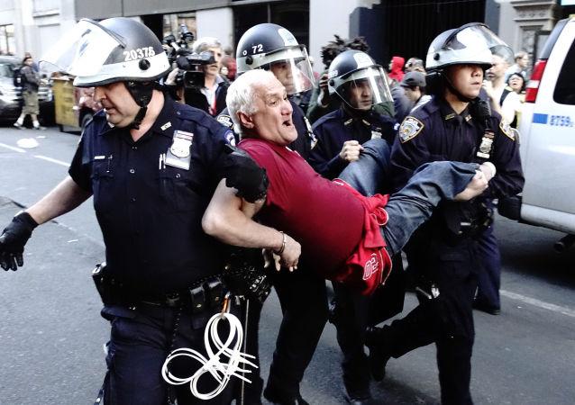 Protestas en EEUU contra violencia policial