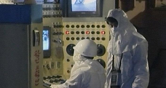 Científicos norcoreanos (archivo)