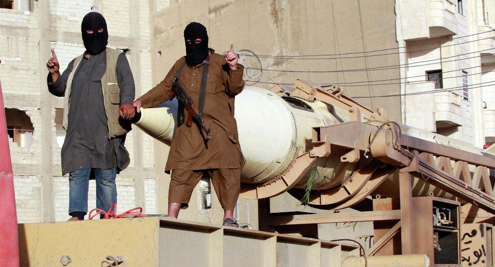 Los yihadistas de Daesh (Archivo)