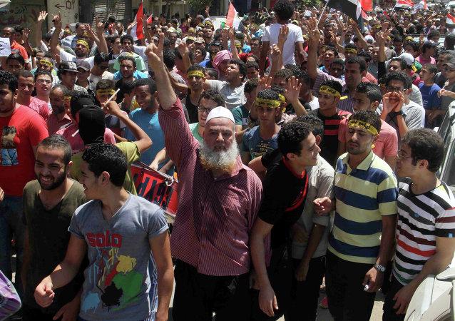 Partidarios de Hermanos Musulmanes