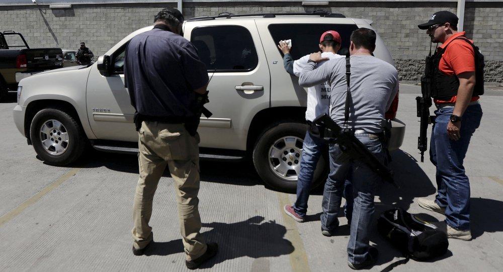 Policía de México en Guadalajara
