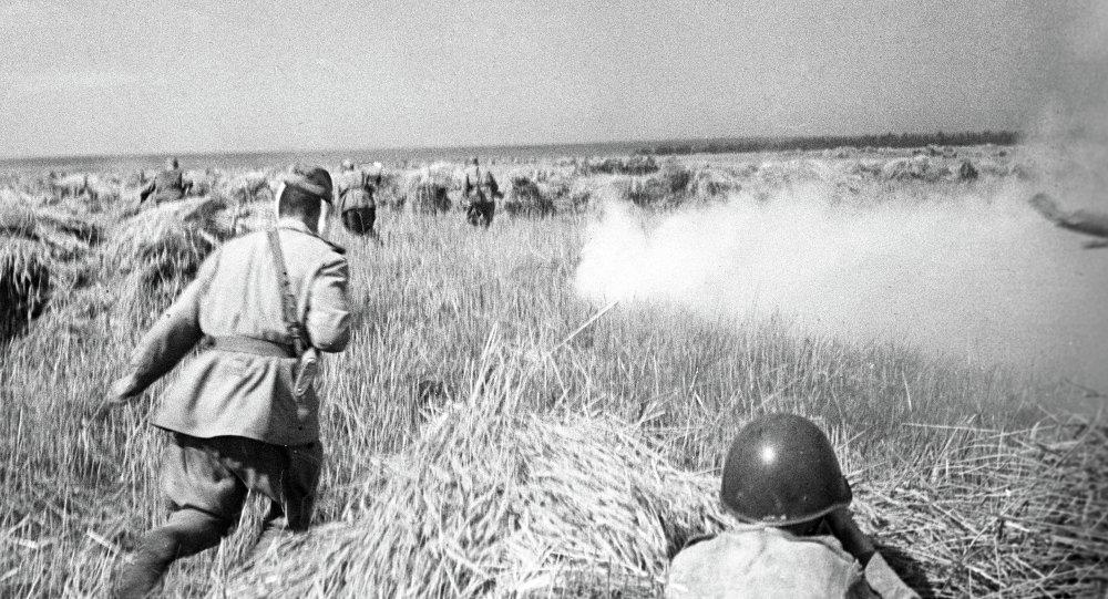 Militares soviéticos