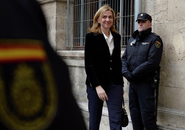 Cristina de Borbón y Grecia (Archivo)