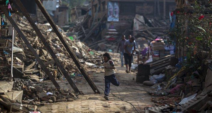 Situación en Nepal