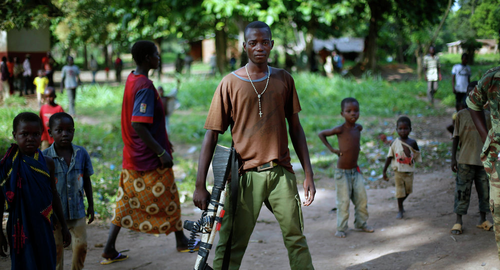 La situación en República Centroafricana (archivo)
