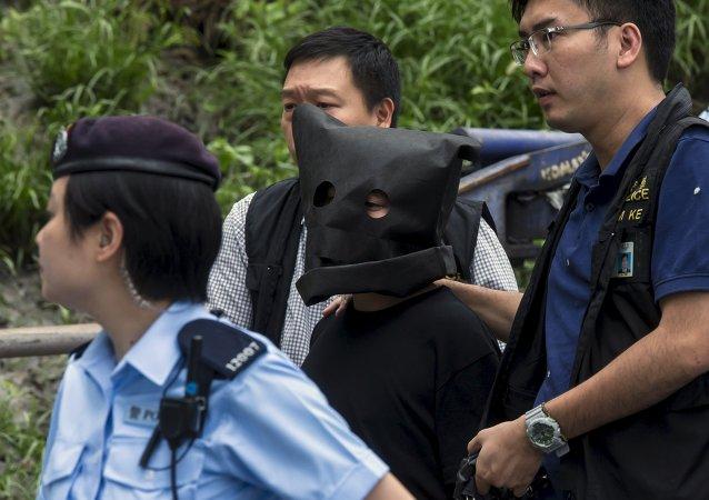 La policía detiene a 5 sospechosos del secuestro de la nieta de un magnate de Hong Kong