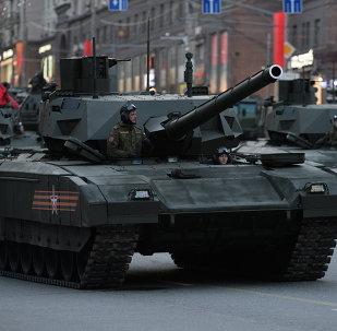 Tanque T-14 Armata