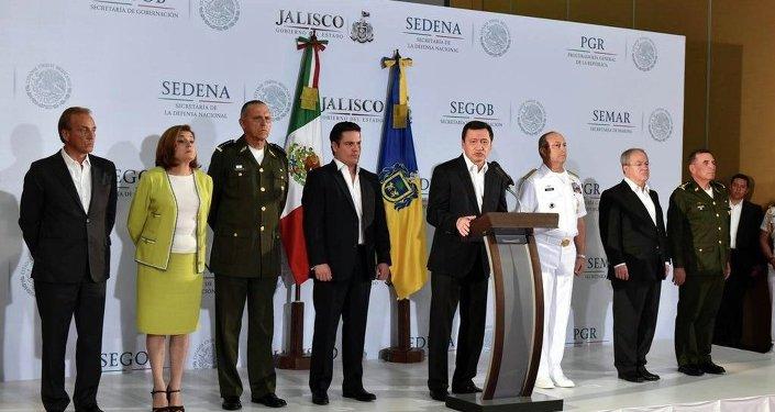 El Gral de División DEM, Miguel Gustavo González Cruz coordinará la Operación Jalisco