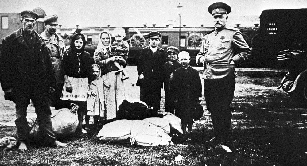Rusia en la Primera Guerra Mundial