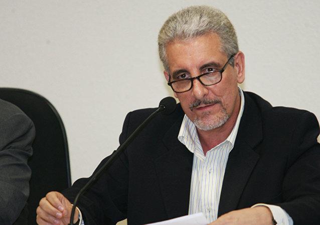 Henrique Pizzolato, exdirector de marketing del Banco de Brasil y prófugo de la Justicia de Brasil