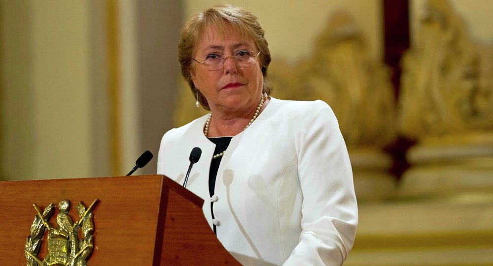 Michelle Bachelet, Alta Comisionada de la ONU para los Derechos Humanos