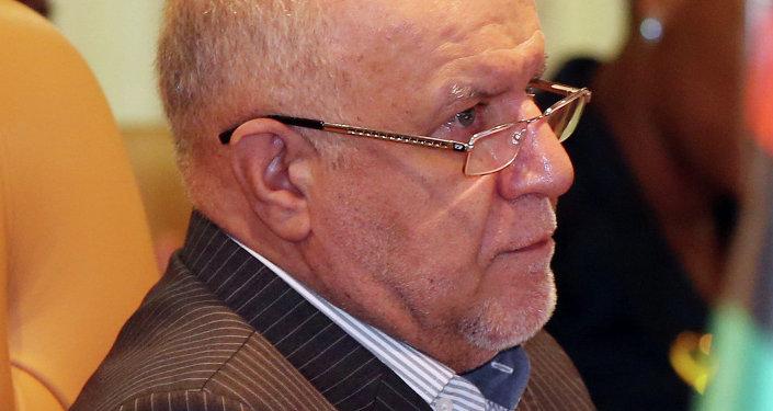 Bijan Zanganeh, ministro de Petróleo de Irán