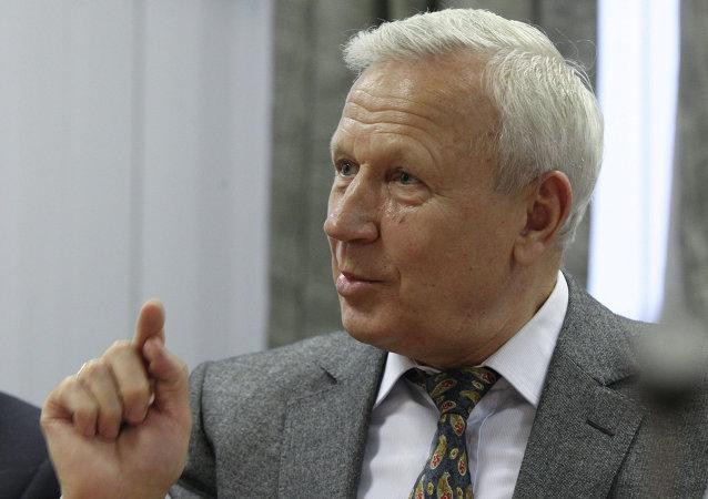 Viacheslav Koloskov, presidente de la Federación de Fútbol Rusa