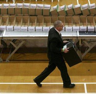 Elecciones en el Reino Unido