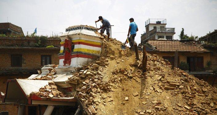 Consecuencias del terremoto en Nepal