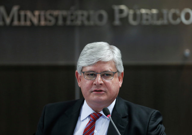 Rodrigo Janot, Fiscal General de Brasil