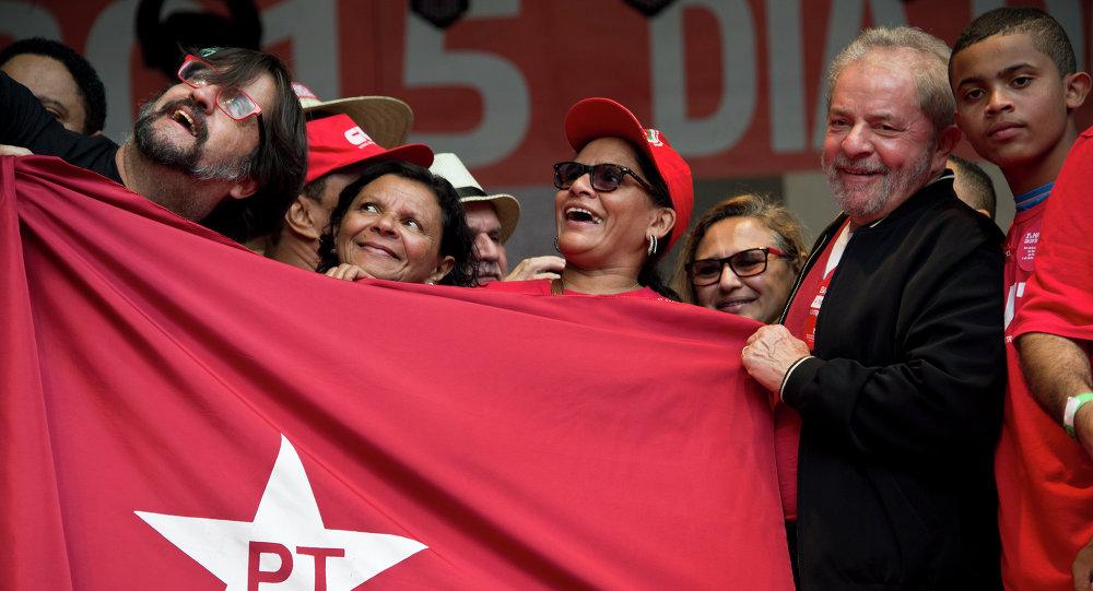 Recorrerá Lula da Silva regiones más pobres de Brasil