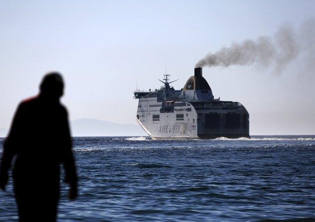 Ferrys griegos comunicarán a Cuba con EEUU