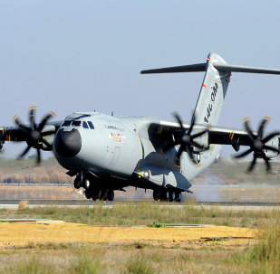 Airbus A400M  (archivo)