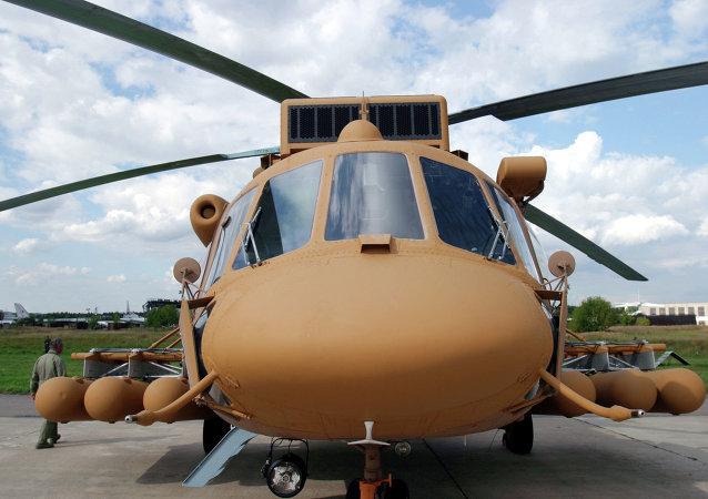 Helicóptero militar de transporte Mi-171Sh
