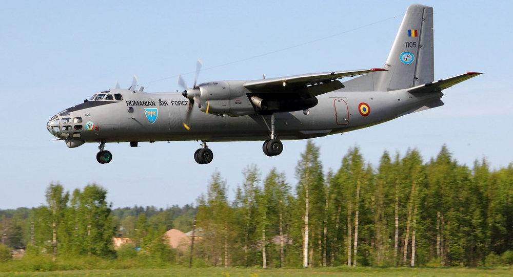 Avión rumano An-30