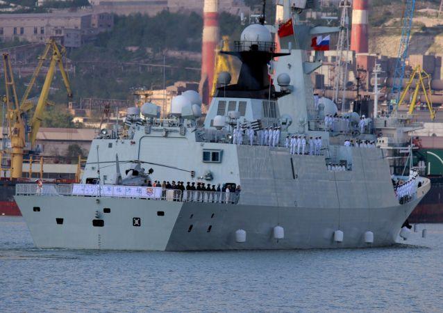 Cooperación Naval 2015
