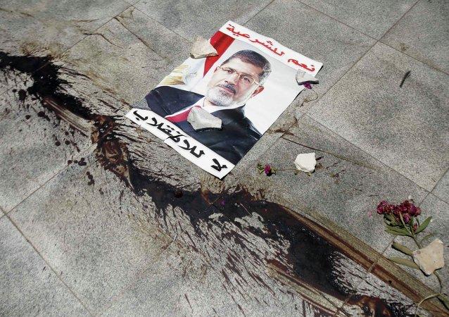 Tribunal de El Cairo ratifica pena de muerte para el expresidente Mursi