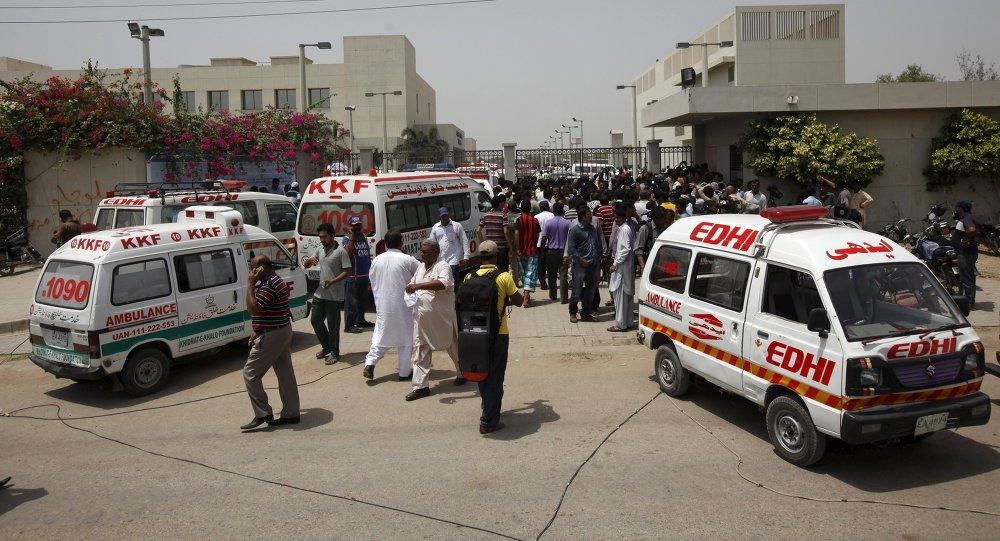 Atacado un autobús en la ciudad de Karachi (Archivo)