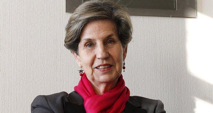 María Isabel Allende Bussi, nueva presidenta del Partido Socialista de Chile