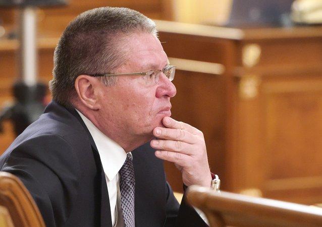 Alexéi Uliukáev, exministro de Economía y Desarrollo de Rusia