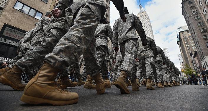 Washington anuncia el envío de otros 450 militares a Irak