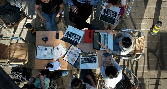 Internet en China (imagen referencial)