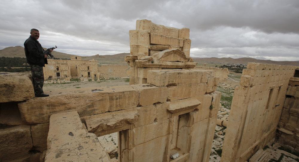 Palmyra (Archivo)