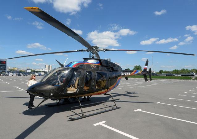 Helicóptero Bell 407 GX