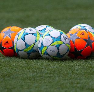Los balones de fútbol